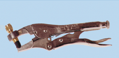 ITE Locking Piercing Plier